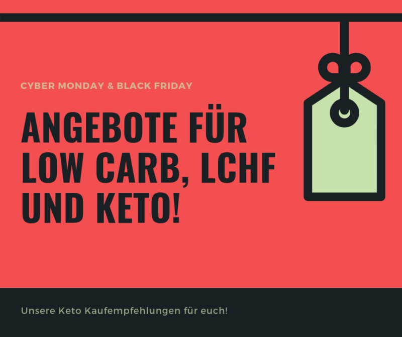 amazon angebot low carb keto